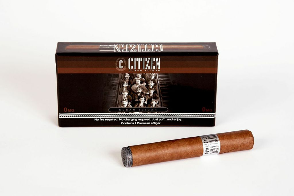 Citizen's e-Cigars offer the flavor of a cigar without the smoke or mess for your bachelor party or wedding reception..