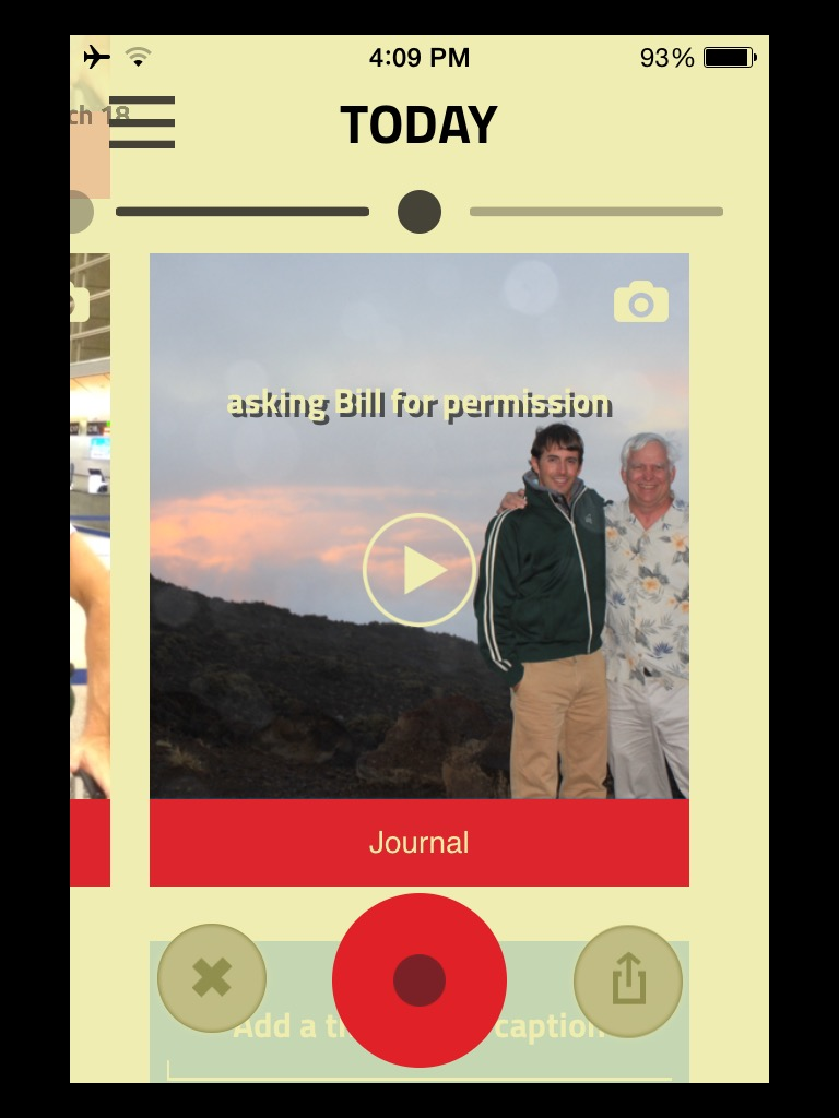 SOAL lets you hear the stories behind your photos, such as how you met your bride, asked for her dad's permission, an audio guestbook and more.